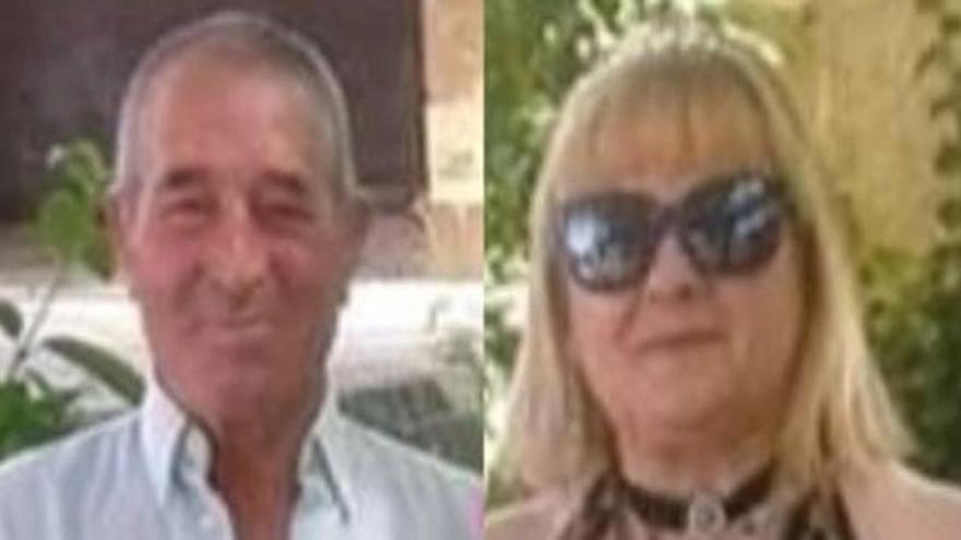 El matrimonio hallado muerto en Tarragona.