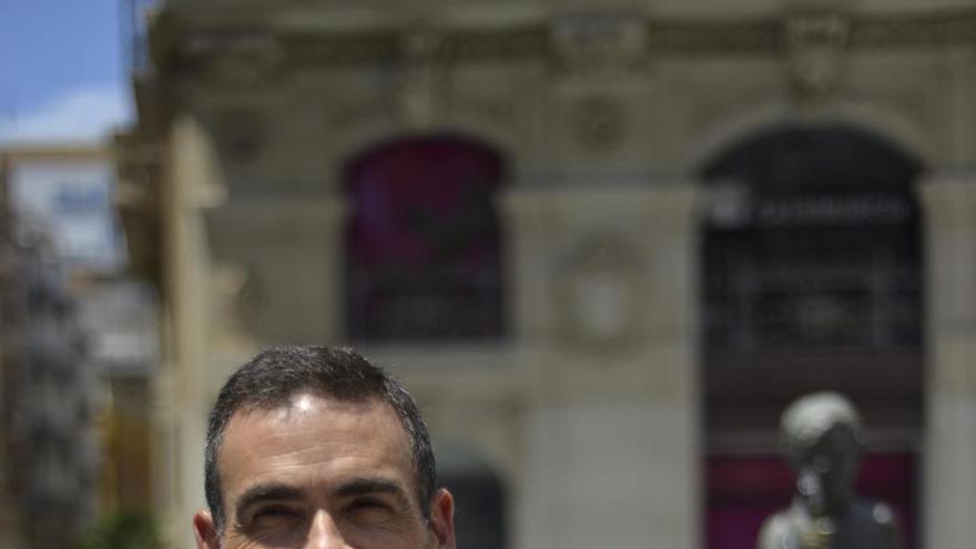 """José López: """"No pactaré con las sucesoras de Alonso y Barreiro"""""""