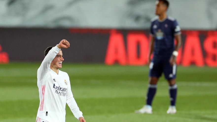 El Real Madrid confirma la renovación de Lucas Vázquez por tres temporadas