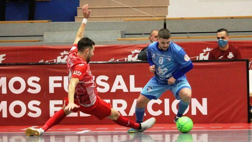 Tres fatídicos minutos finales hacen que el Peñíscola pierda contra ElPozo (3-4)