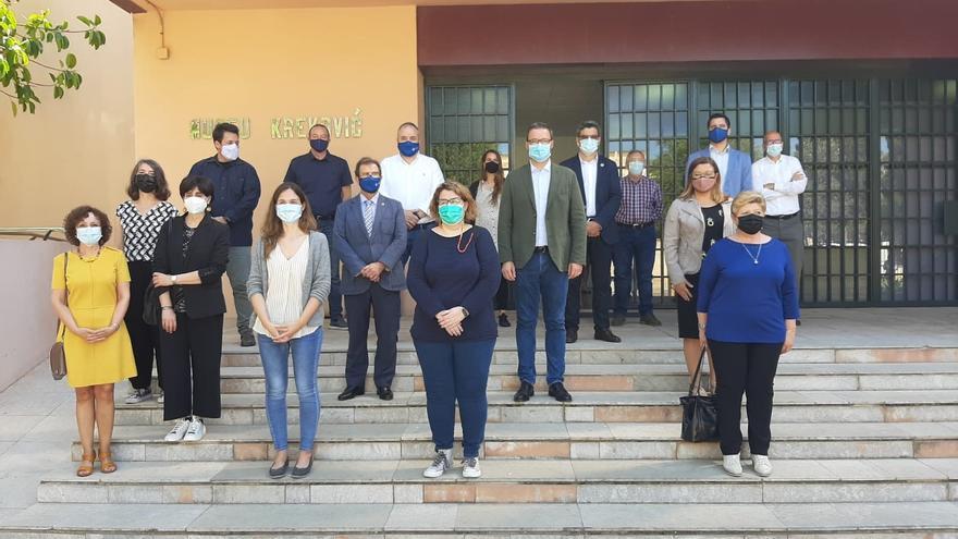 El Museo Krekovic acoge la inauguración de la exposición 'Palma City Labs'