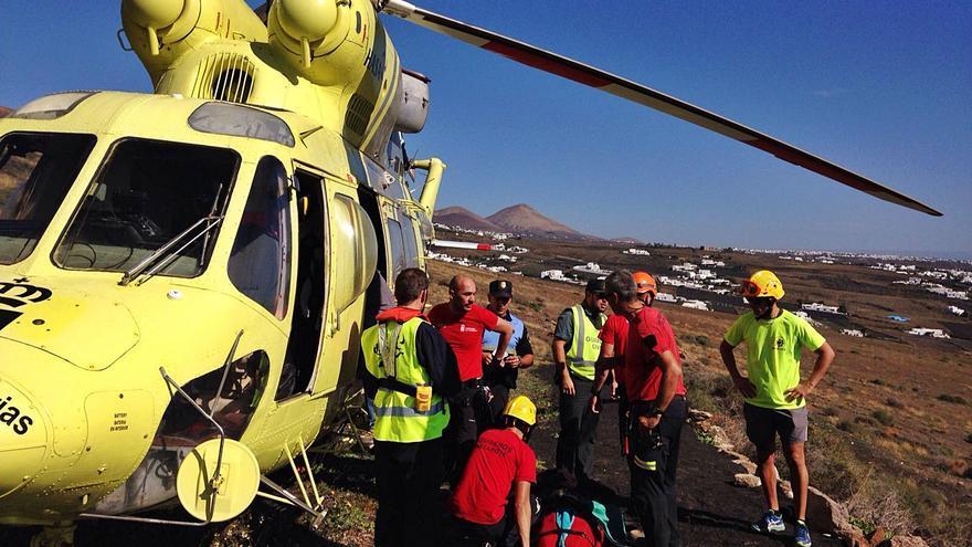 Canarias lidera la creación de un equipo internacional de búsquedas y rescates