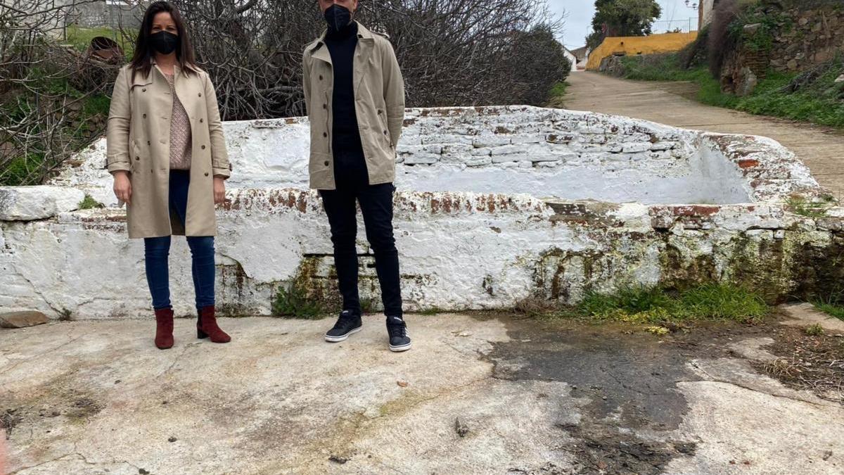 El Ayuntamiento de Fuente Obejuna reparará el pilar de la aldea de Posadilla
