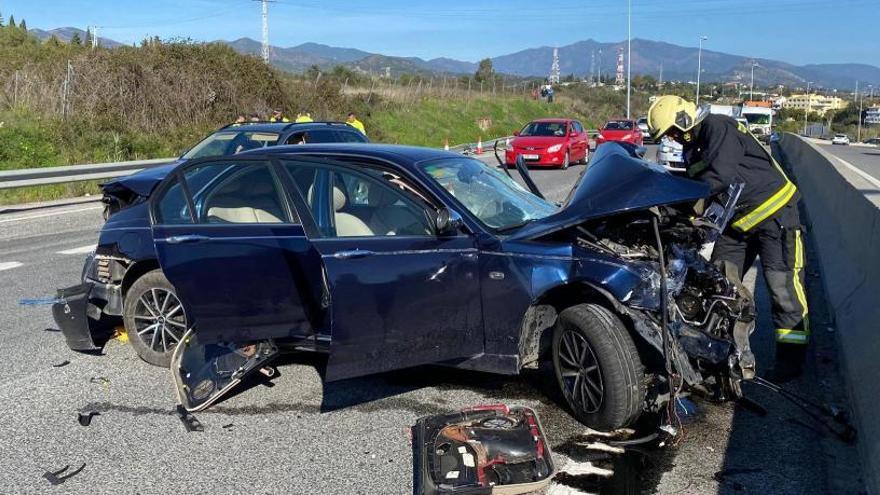La Navidad finaliza con 57 muertos en accidentes