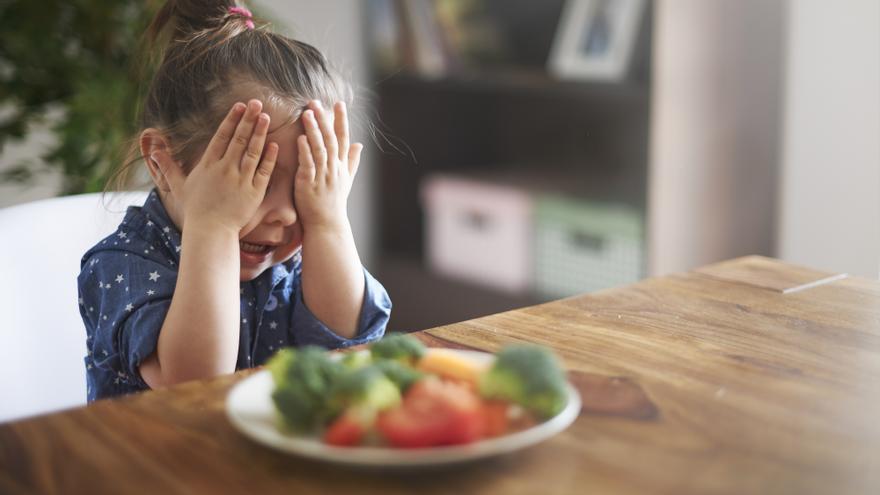 Niños que comen poco ¿Les obligamos?