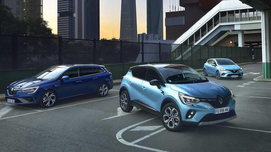 Híbrids de Renault, sempre a l'avantguarda