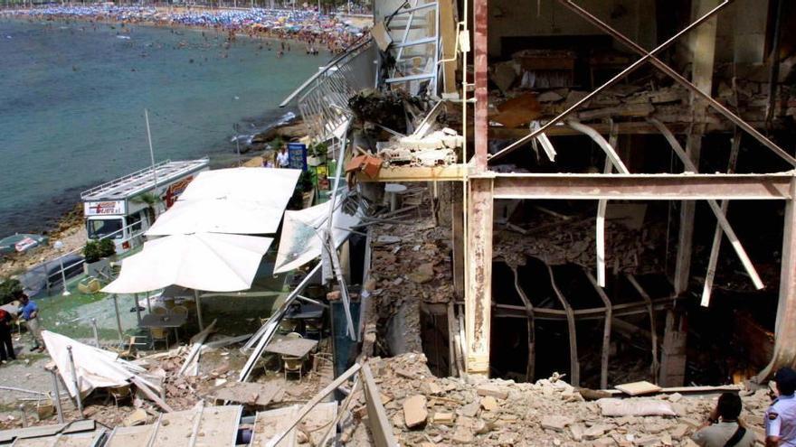 El TS anula la absolución del etarra Asier Ezeiza, que atentó contra hoteles de Alicante