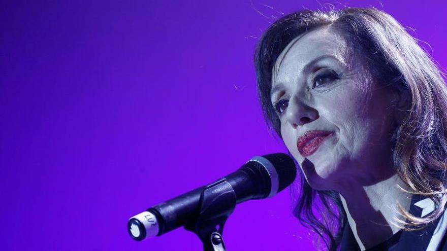 Luz Casal participa en la Fira Valenciana de la Música