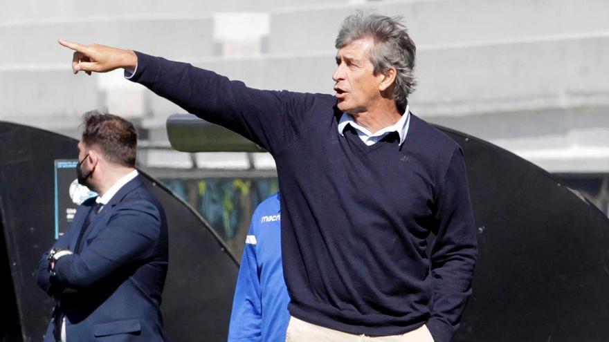 """Pellegrini: """"Para ganar nos ha faltado dejar la portería en blanco"""""""