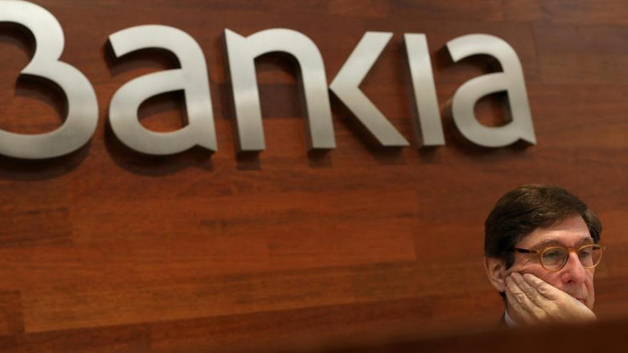 Bankia congela el sueldo a Goirigolzarri