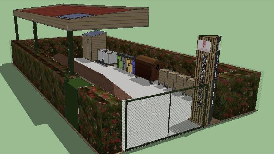 Castellonet, Almiserà y Beniflà inician el plan para aprovechar la basura orgánica