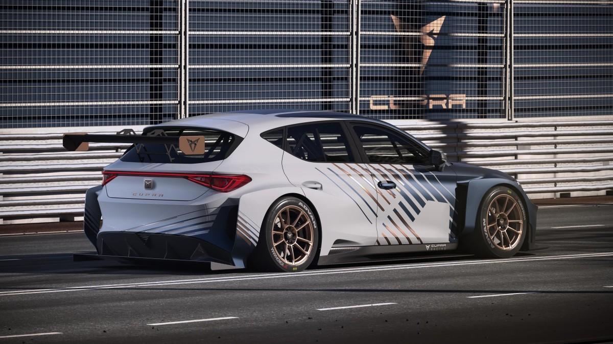 El nuevo Cupra e-Racer 2020 ya está listo para competir