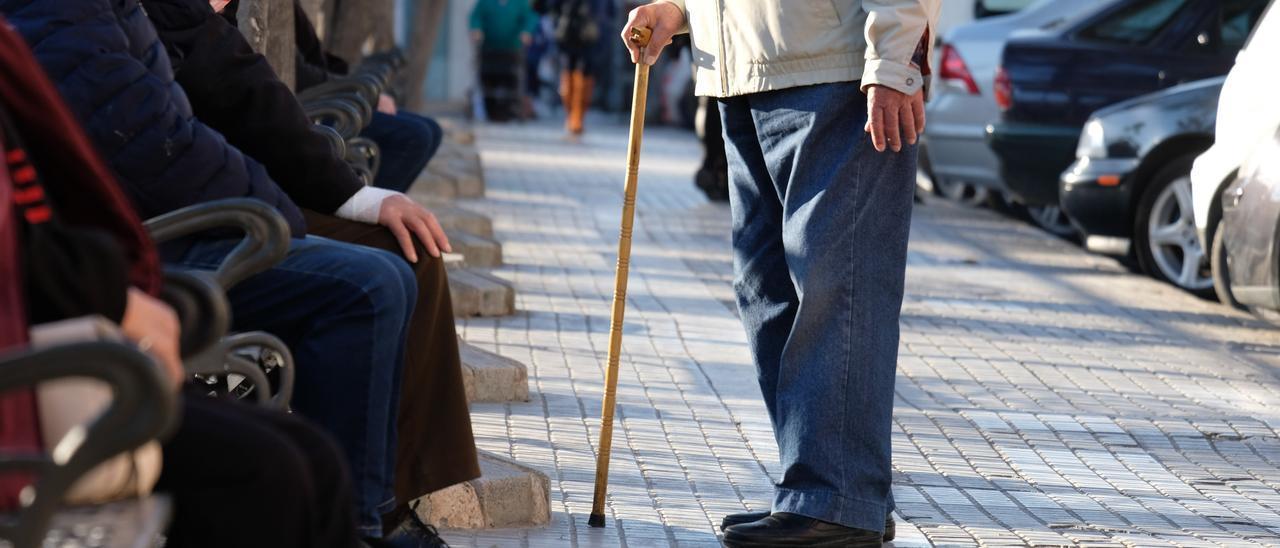 La delincuencia crece entre víctimas mayores.