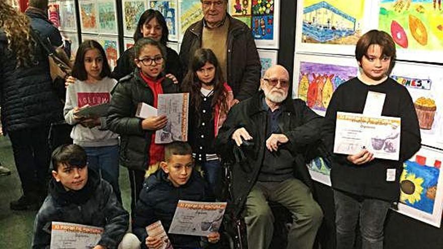 Palafrugell entrega els premis Rodolfo Candelaria a 6 alumnes
