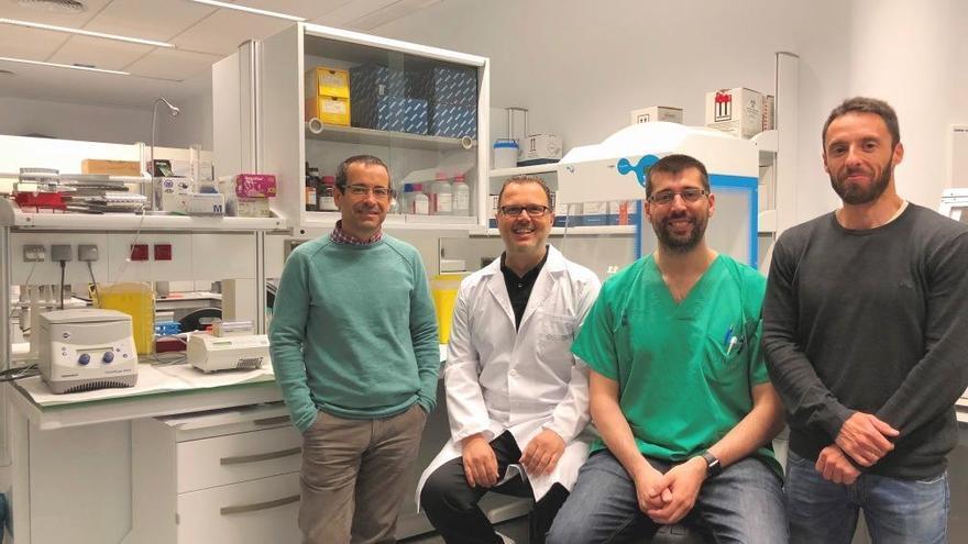 Investigadores gallegos, premiados por un estudio sobre una alergia alimentaria