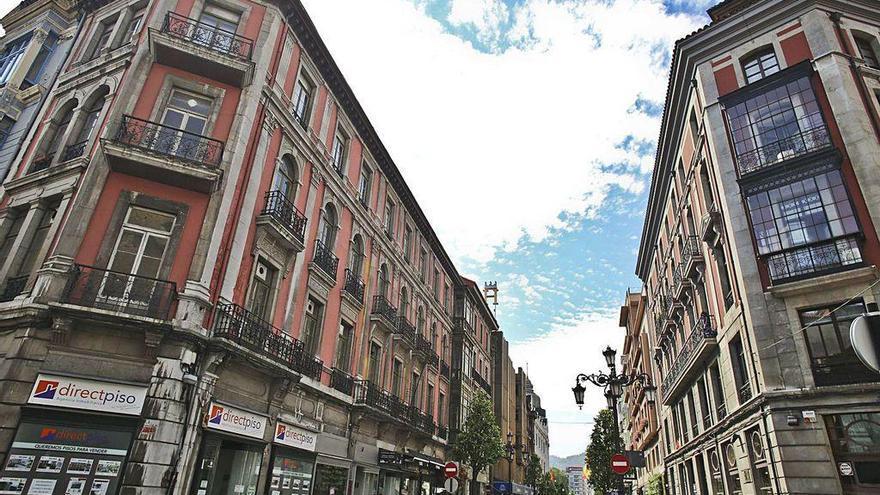 Un nuevo plan hotelero para el Antiguo proyecta 48 pisos turísticos en Fruela