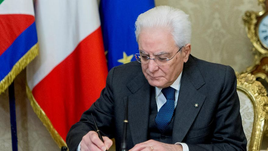 El presidente italiano disuelve el Parlamento y convoca elecciones para el 4 de marzo