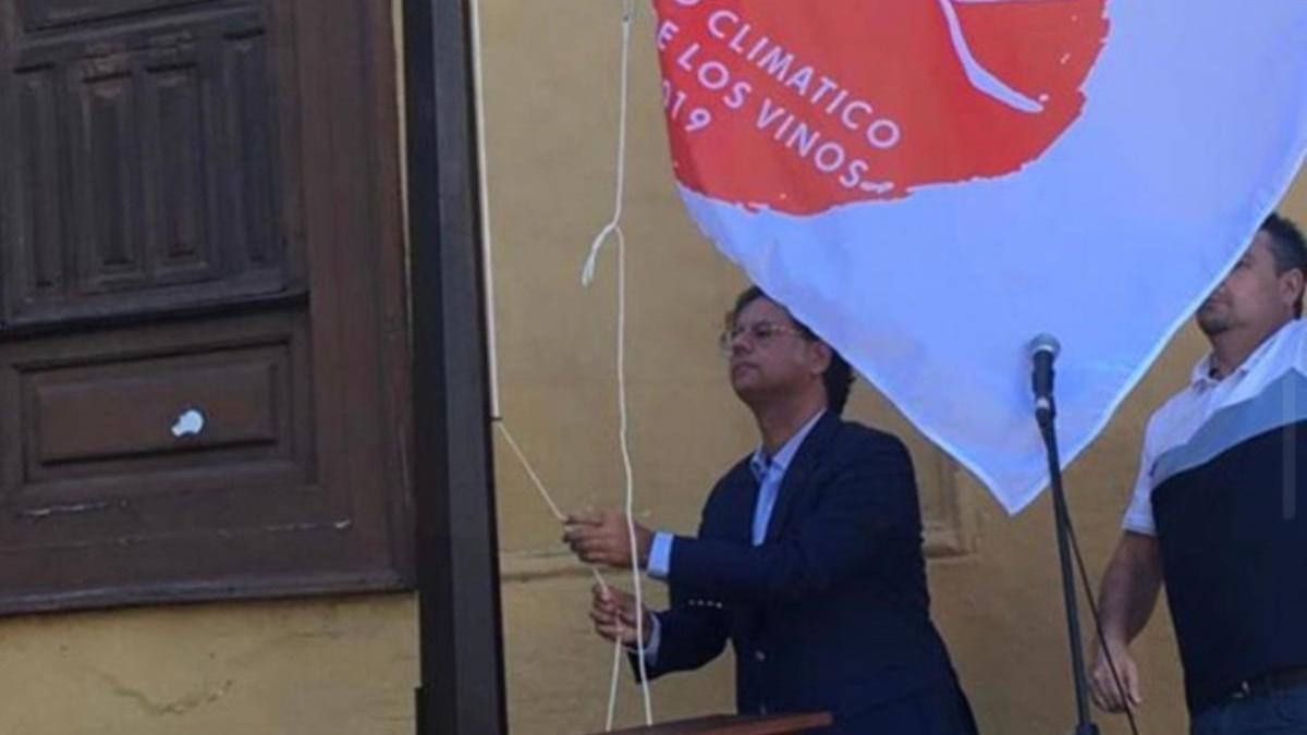 Icod de Los Vinos, por la paz y contra el cambio climático