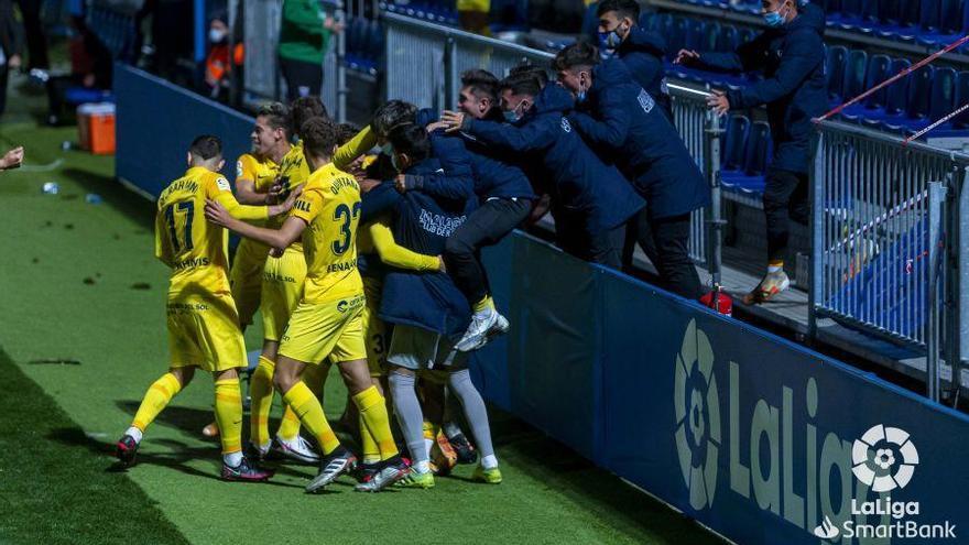 El Málaga terminará la jornada en séptima posición