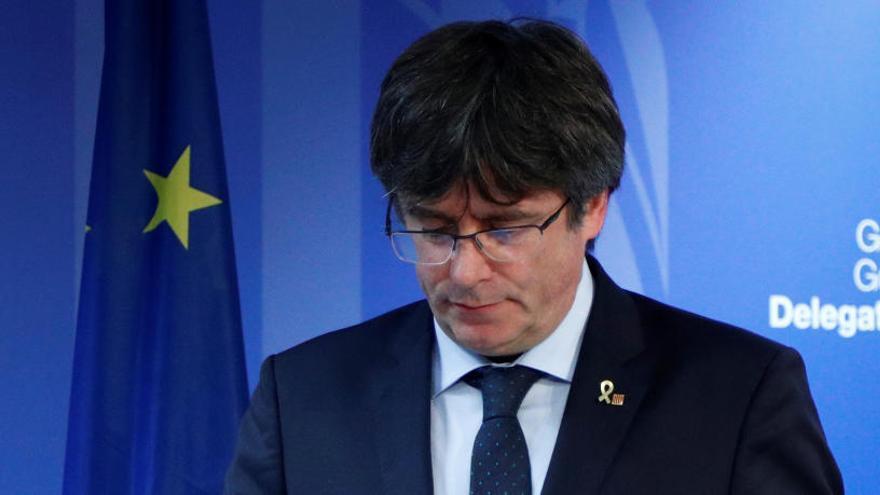 La Guardia Civil sitúa a Puigdemont en una reunión para extender el 3% en Girona