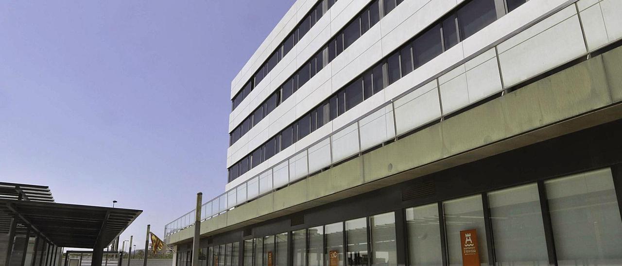 Imagen del edificio Cetis, donde se ubica el Juzgado de Primera Instancia número 3, que ha dictado la sentencia.