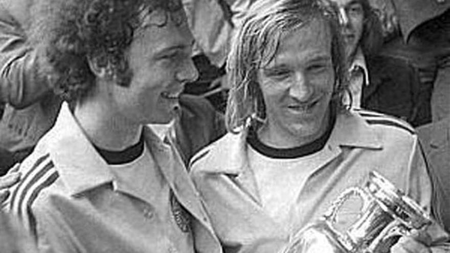 Historia de la Eurocopa: 1972, la génesis de la generación de oro alemana
