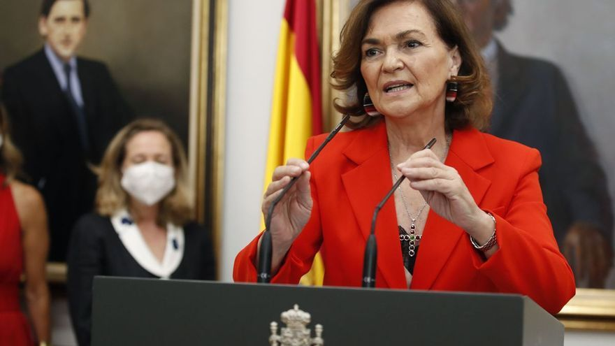 Sánchez ofrece a Calvo la presidencia del Consejo de Estado