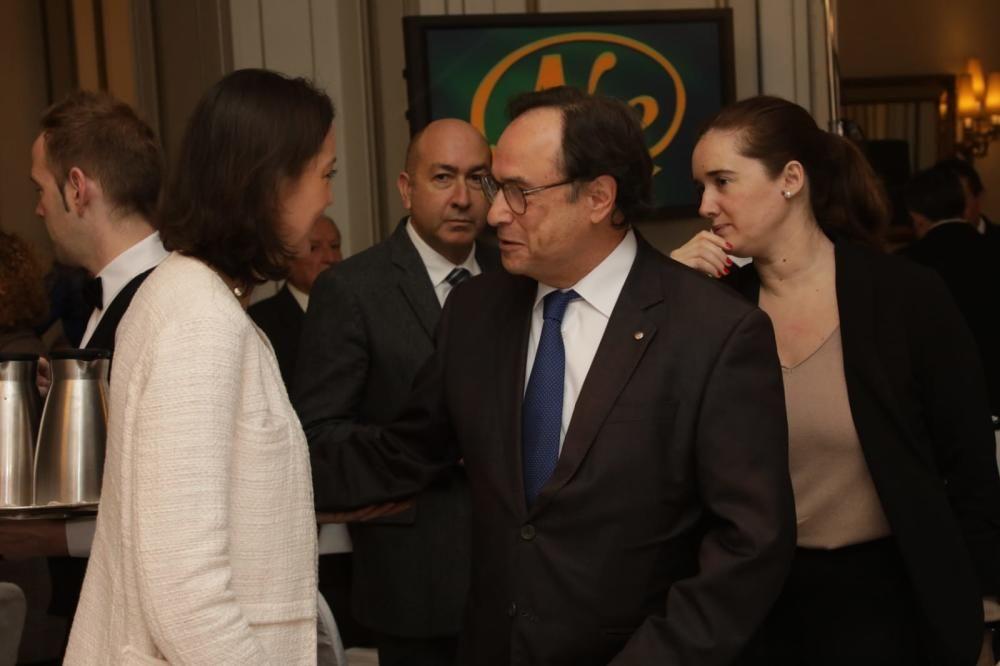 Puig propone rebajar el poder de Madrid y descentralizar instituciones del Estado