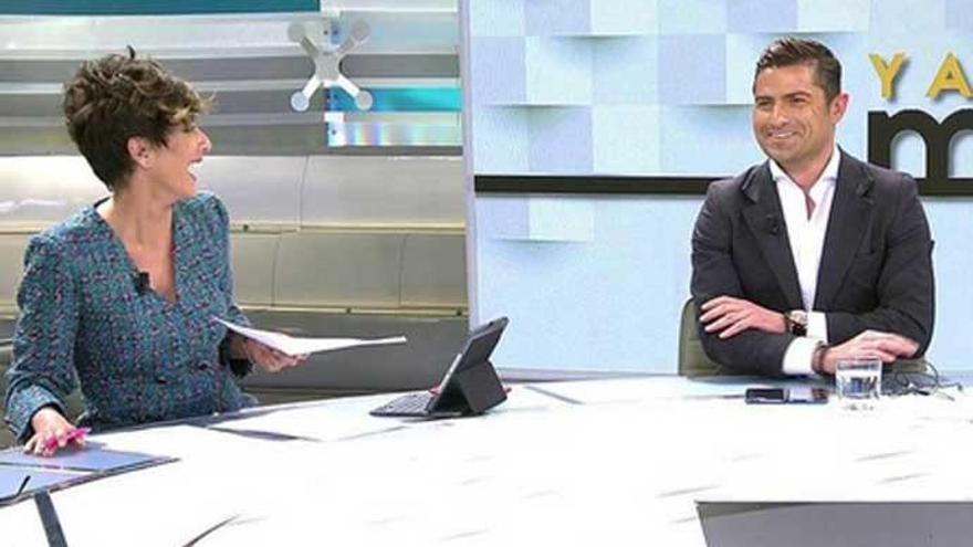 Marta López y Alfonso Merlos confirman su amor en 'Ya es mediodía'