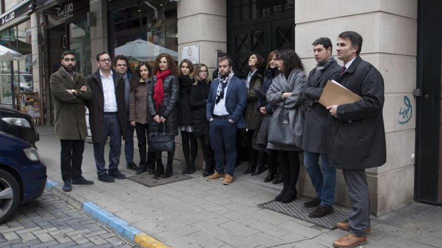 Los abogados del turno de oficio convocan paros semanales en Zamora