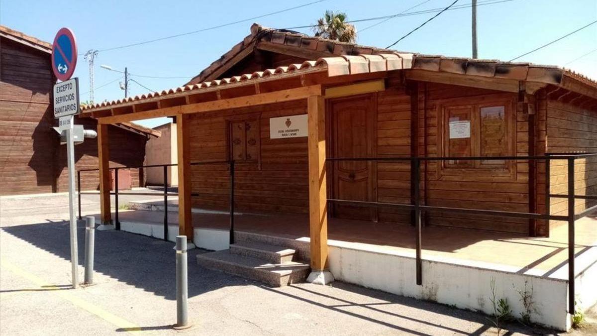 Ambulatorio de la Marjaleria de Castelló.