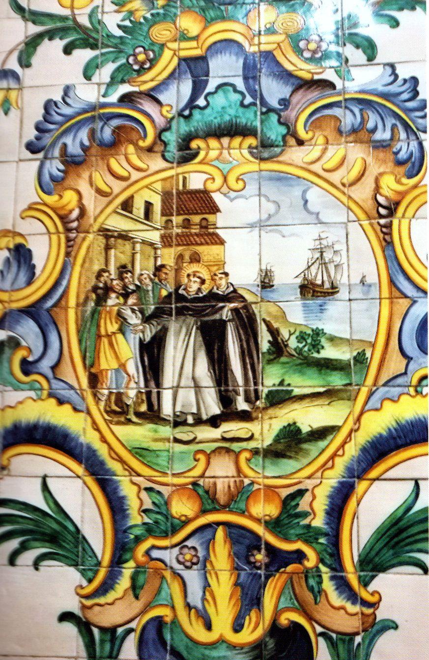 La restauración de la Casa Natalicia de San Vicente Ferrer