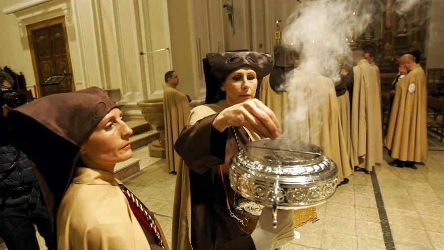 Procesiones de Martes Santo en Zaragoza