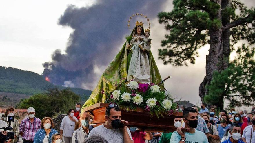 ¿Puede la fe apagar volcanes?