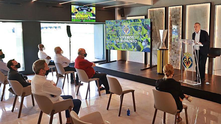 Medi TV analiza la campaña de abonos del Villarreal CF