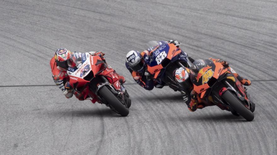 Las imágenes del GP de Estiria de MotoGP