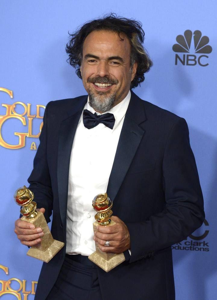 La gala de los Globos de Oro