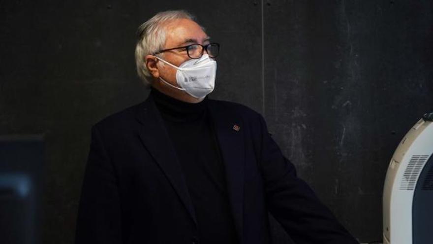 """Manuel Castells: """"Quiero que la universidad pública sea totalmente gratuita"""""""