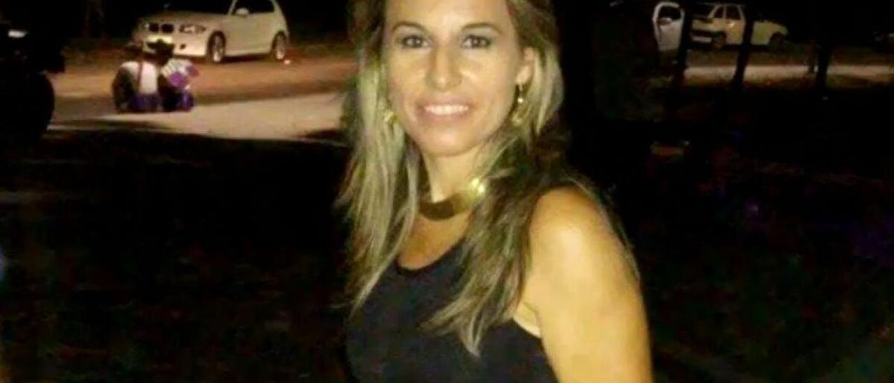 Manuela Chavero en una foto cedida por su familia.