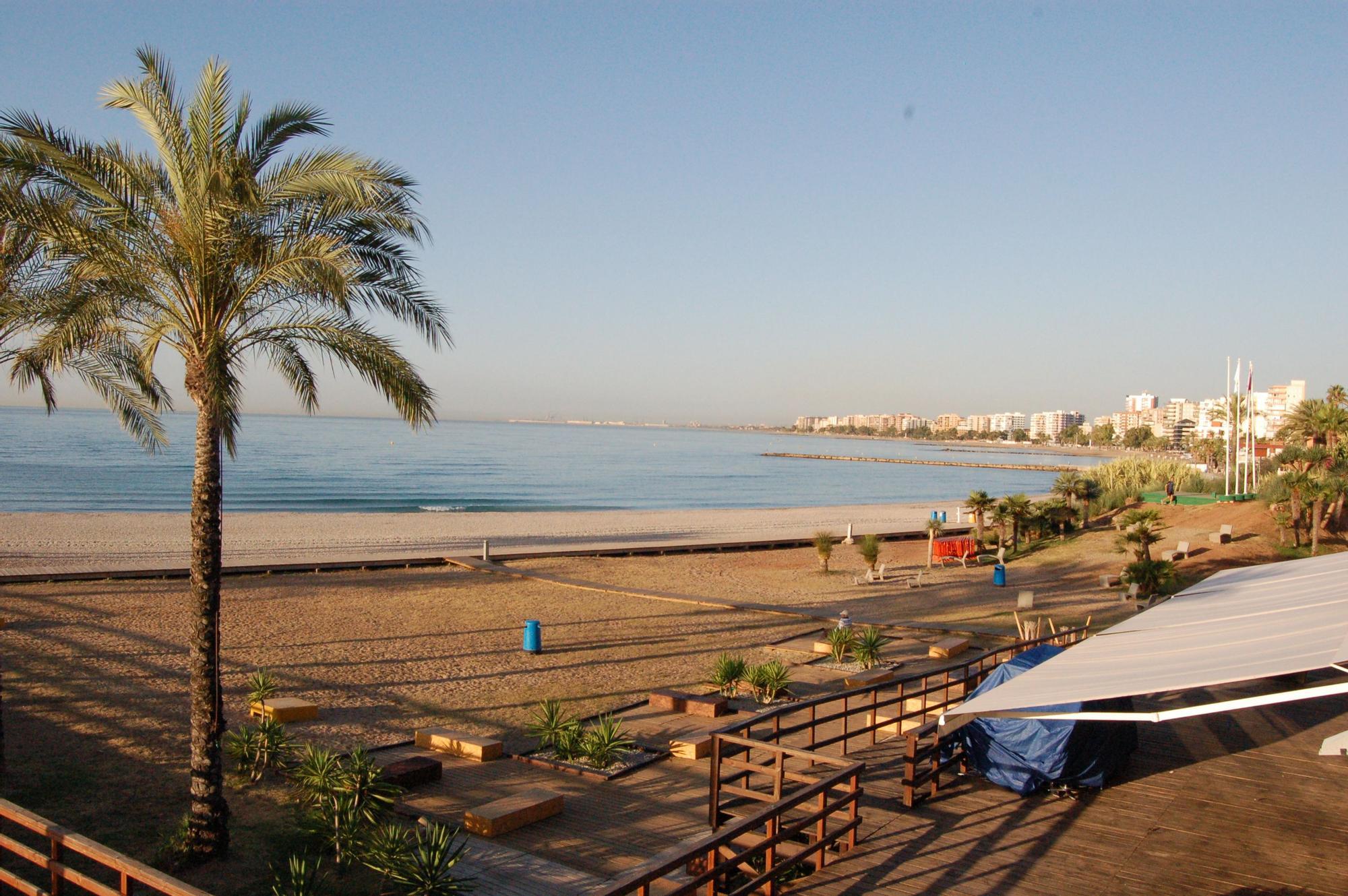 Playa de Benicàssim / Información
