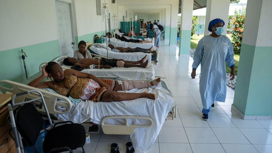 Aumenta a 2.189 el número de muertos por el terremoto de Haití
