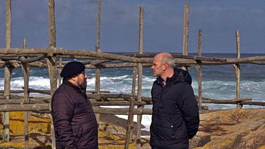El programa 'Ribeiras de Salitre' de la TVG visita hoy el puerto de Muxía