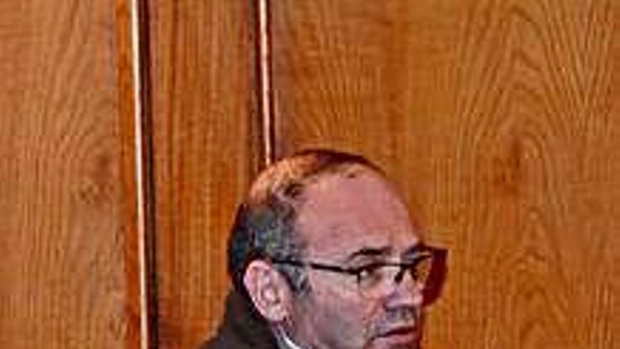 El TSXG ratifica la pena de 17 años para el asesino de la desbrozadora de A Cañiza