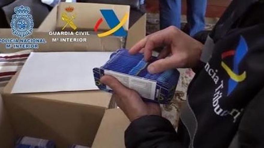 Cau una xarxa que traficava amb medicaments per a la disfunció erèctil sense control sanitari