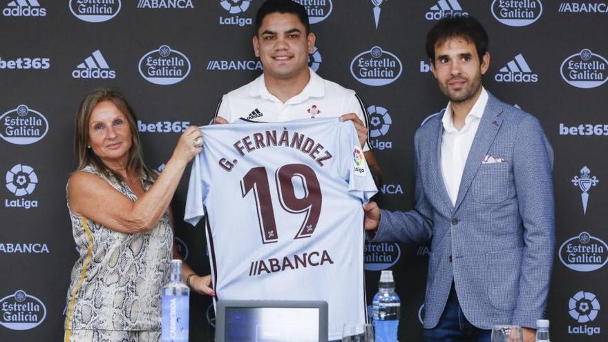 """Gabriel Fernández: """"Tendré que adaptarme rápido al fútbol europeo"""""""