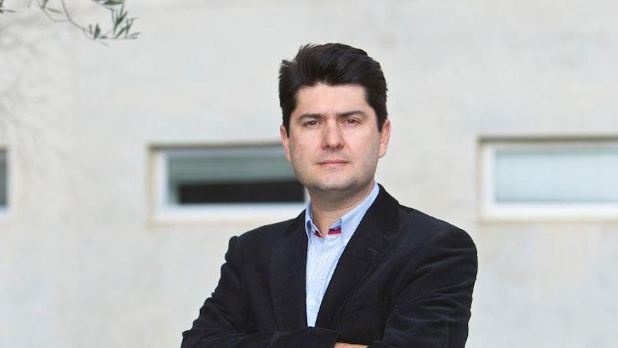 Javier García, presidente de la Academia Joven de España