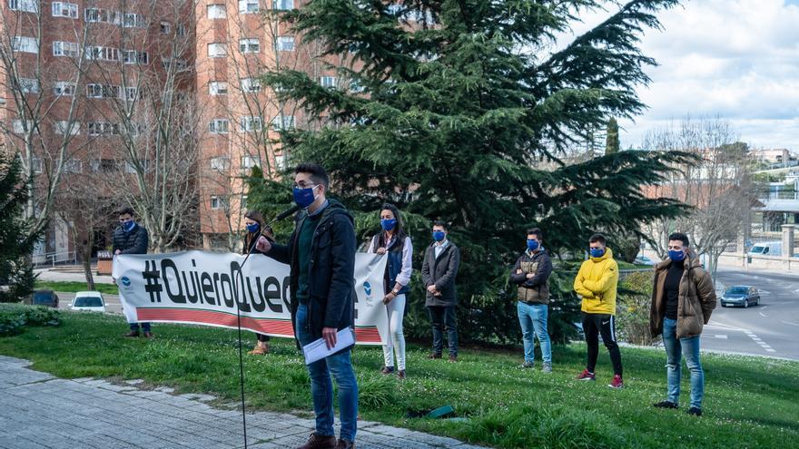 Nuevas Generaciones del PP de Zamora también pide el regreso del tren madrugador