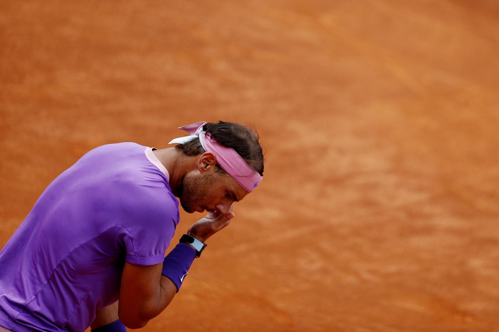 Final del Masters 1.000 de Roma: Djokovic - Nadal