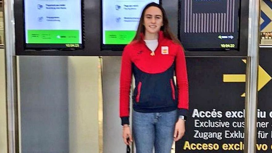 Martina Manresa, bronce absoluto