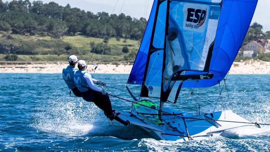 Echegoyen arranca con un sexto puesto en el Europeo